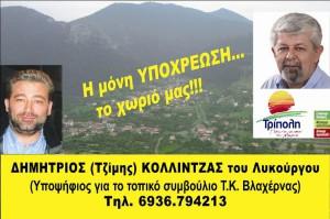OK ΚΟΛΛΙΝΤΖΑΣ ΚΑΡΤΑ 2014